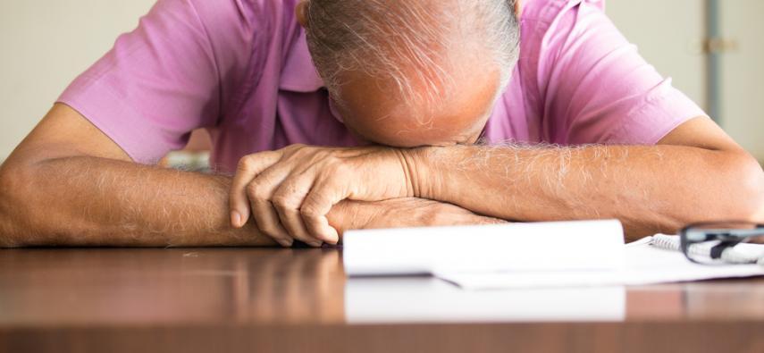 Pomoc w ciągłym zmęczeniu po udarze mózgu – Cognitive and Graded Activity Training (COGRAT)