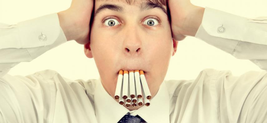 Kiedy papieros przejmuje kontrolę. Neuronalne mechanizmy uzależnienia od nikotyny
