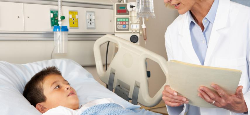 AHC - naprzemienna hemiplegia dziecięca