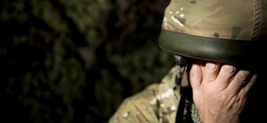 Rola urazów czaszkowo mózgowych w rozwoju objawów zespołu stresu pourazowego związanego z działaniami wojennymi