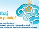 Weź udział w cyklu bezpłatnych spotkań dotyczących choroby Alzheimera
